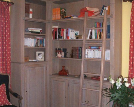Bibliothèques & Bureaux